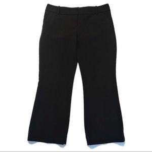 The Limited Wide Leg Cropped Pants